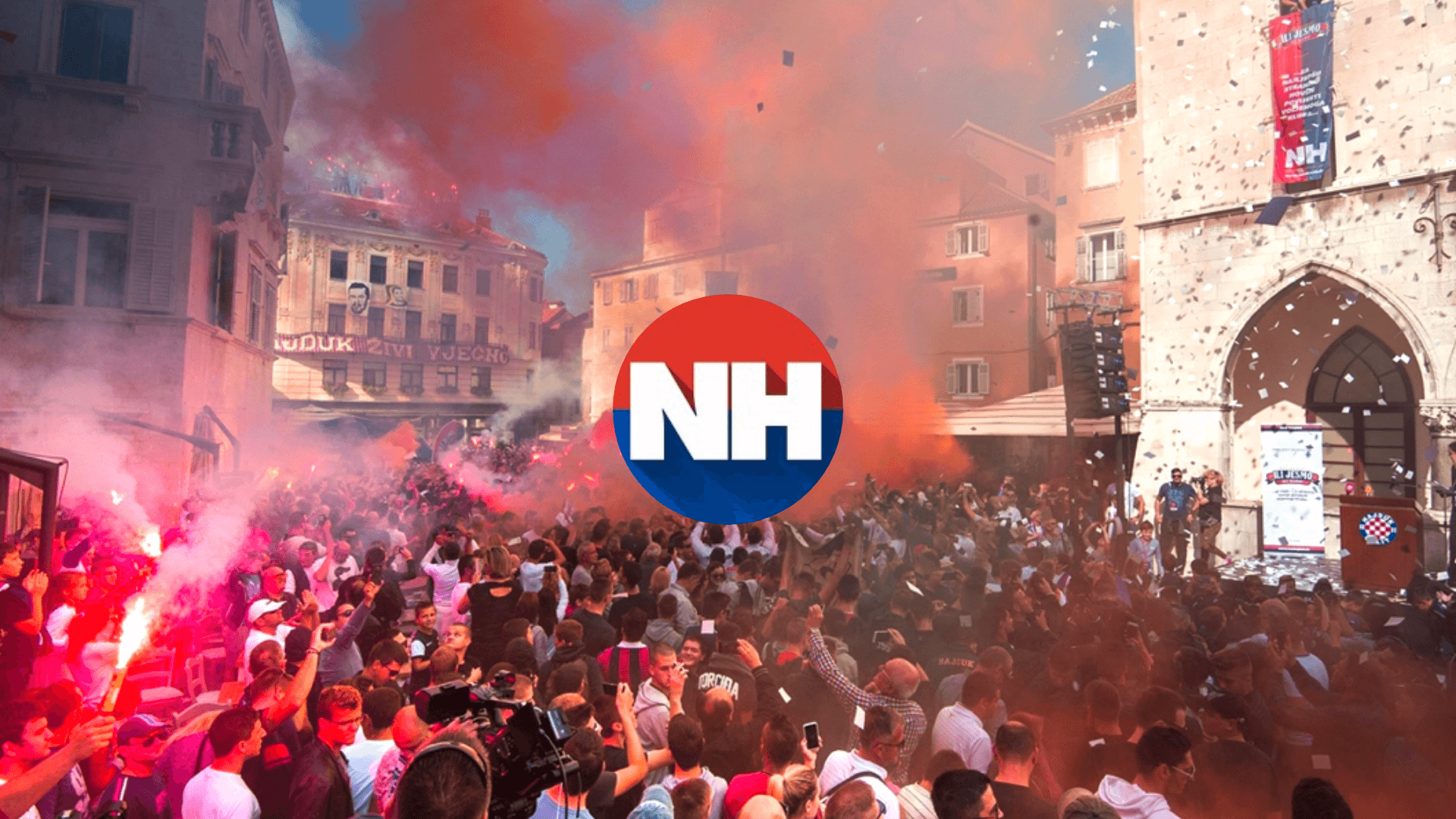 Udruga Naš Hajduk pokrenula crowdfunding kampanju Ili jesmo ili nismo!